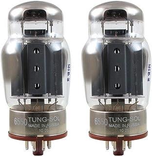 Tungsol 6550 Vacuum Tube, Matched Pair