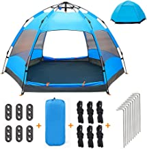 XIANGBAN Instant Tents for Camping 2 Person Waterproof -...