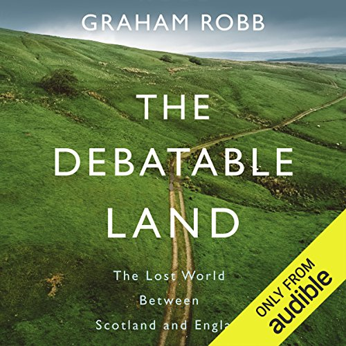 The Debatable Land audiobook cover art