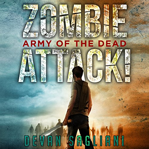 Army of the Dead audiobook cover art