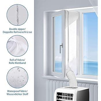 W/äschetrockner und Abzugshaube Abluftschlauch PVC 10m 125 flexibel geeignet f/ür Klimaanlage
