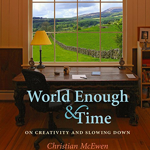 World Enough & Time audiobook cover art