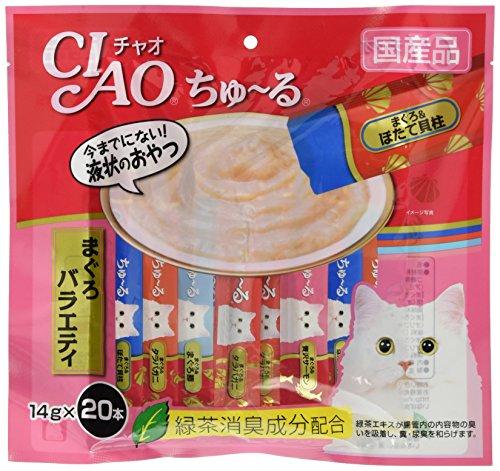 Ciao Churu Tuna Variety Cat Food, None