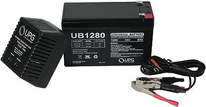 12V 8Ah Battery for Garmin Fishfinder 90 GPS