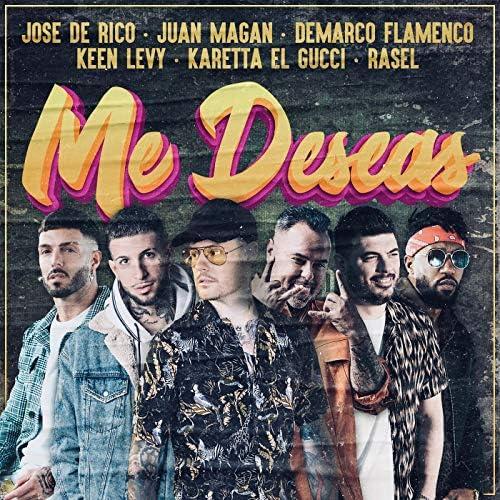 José de Rico, Juan Magán & Demarco Flamenco feat. Keen Levy, Karetta el Gucci & Rasel