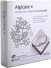 Algicate+ Gelling Calcium Alginate Wound Dressing Sterile, 4