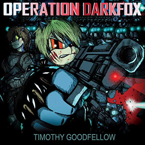 Operation Darkfox cover art