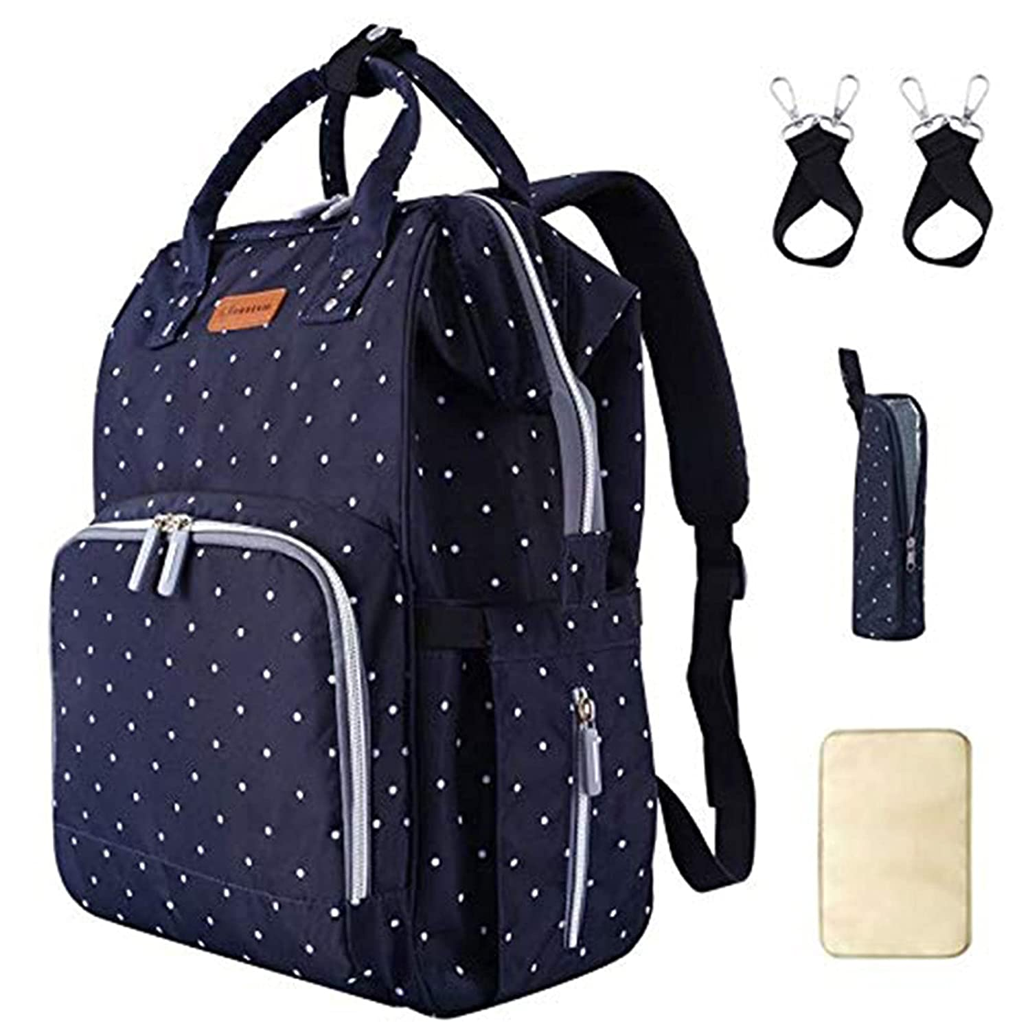 Fashion Maternity Waterproof Max 48% OFF Diaper Bag Capa Backpack Baby Large Houston Mall