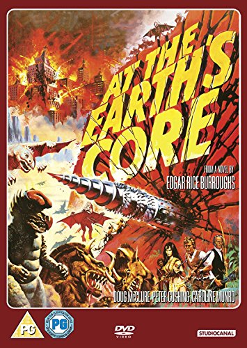 At The Earths Core [DVD] (PG)