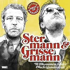 Stermann & Grissemann - Willkommen in der Ohrfeigenanstalt