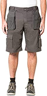 Workwear Bundle: Caterpillar Men's DL Trademark Shorts &...