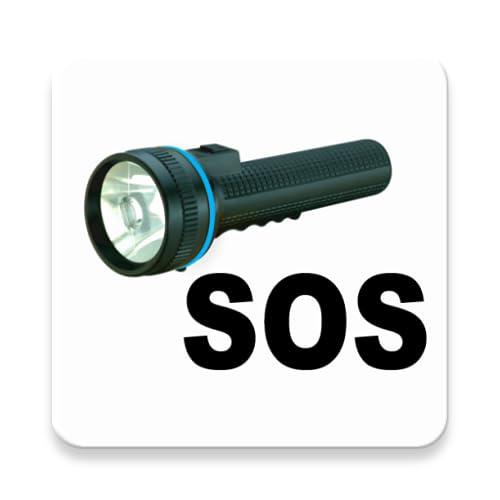 Linterna SOS