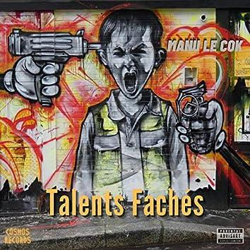Talents fâchés