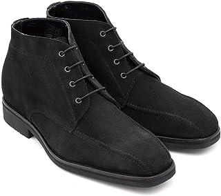 Fabriqu/ées en Peau Mod/èle Milan Masaltos Chaussures R/éhaussantes Pour Homme avec Semelle Augmentant la Taille Jusqu/À 7cm
