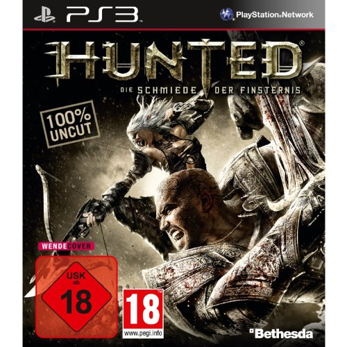 Hunted: Die Schmiede der Finsternis (Relaunch) - [PlayStation 3]