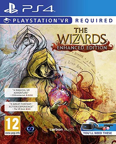 Juego Wizard VR PS4 (se requiere PSVR)