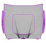 ChampionNet Baseball/Softball 7' x 7' Hitting Net Replacement NO Frame - Lavender