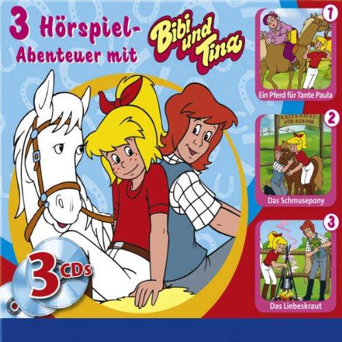 Bibi und Tina 3er-Box I Titelbild
