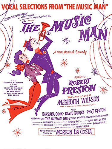 Music Man: Vocal Selections from the Music Man