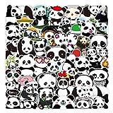 ZZHH Nette Panda Aufkleber Geschenke Spielzeug für Kinder Cartoon Tier Aufkleber...