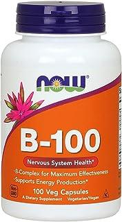 ビタミンB100 コンプレックス(11種類のビタミンB群をバランスよく高含有)(海外直送品)