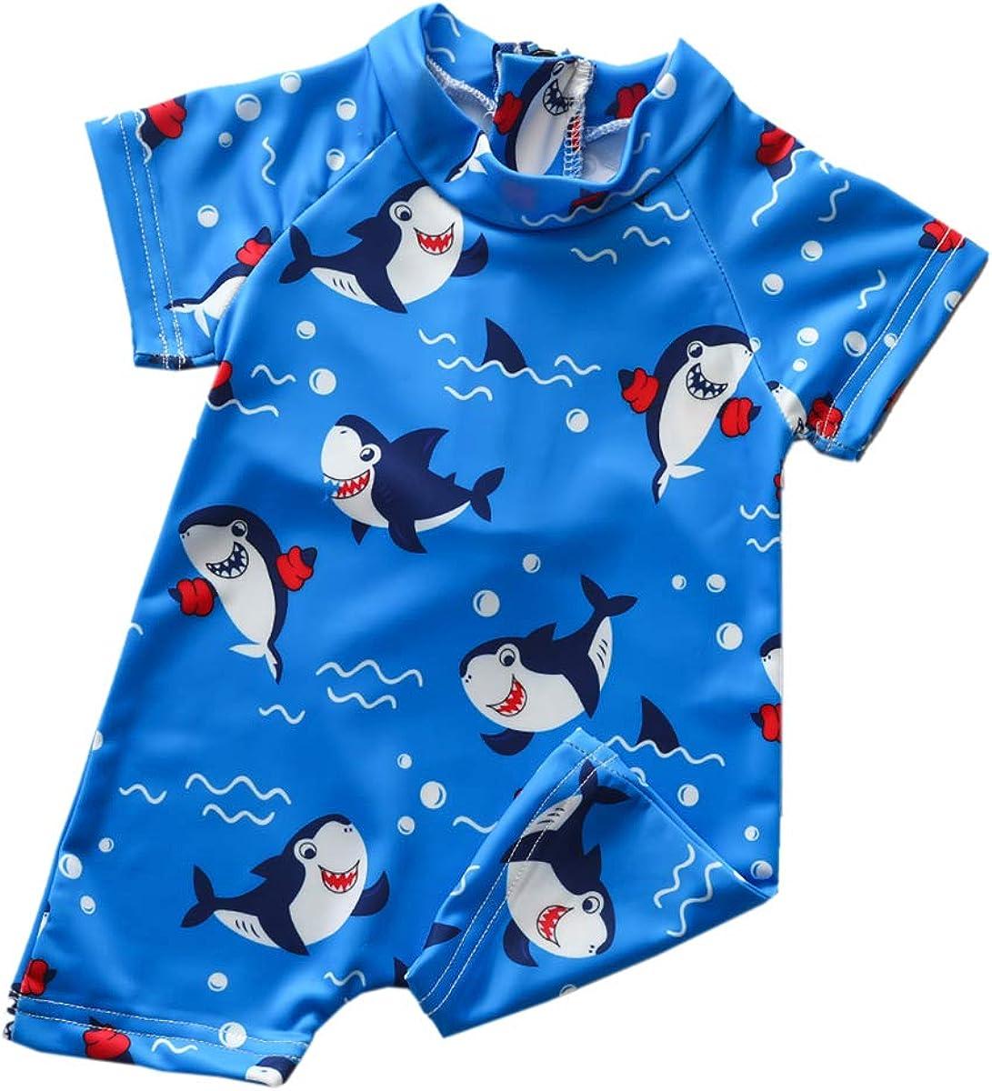 Toddler Infant Ranking TOP1 Baby Boy Ranking TOP7 Rash Bathing Suit Sharks Swimwear Guard