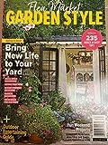 Flea market garden style magazine 2020 spring is here