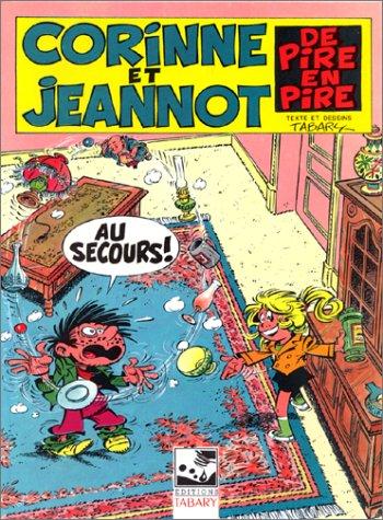 Les mercredis de Corinne et Jeannot