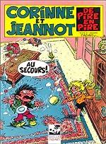Les mercredis de Corinne et Jeannot - De pire en pire de Jean Tabary