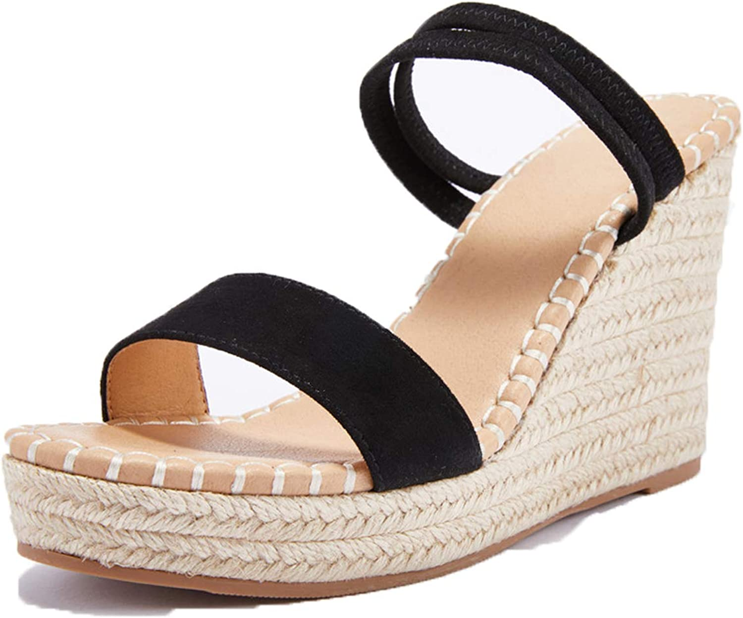 VETASTE Women's Ankle Strap Wedge Open Super sale Ranking TOP12 period limited Toe Strappy Sandal
