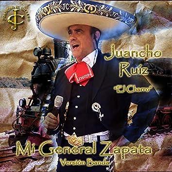 Mi General Zapata (Versión Banda)