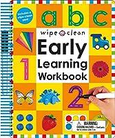 Wipe Clean Early Learning Workbook (Wipe Clean Learning Books)