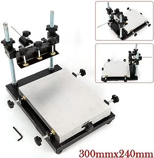 Dyrabrest Manual Solder Paste Printer 300x240mm PCB SMT Stencil Printer