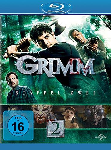 Grimm - Staffel 2 [Blu-ray]