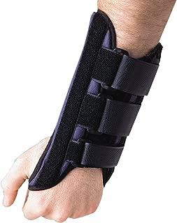 Breg Wrist Cock-Up Splint, Left, Xs Part #10281