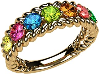 Best two stone mothers ring Reviews