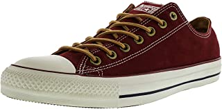 Converse Chuck Taylor All Star Ox Fashion Sneakers For Men - Maroon (1682038890), 10 US