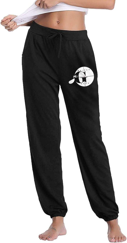 Castle Earl Sniper Gang Woman Super Soft Jogging Pants with Pockets