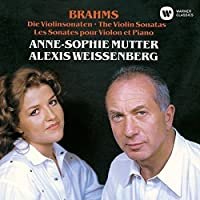 Brahms: Violin Sonatas by Anne-Sophie Mutter (2015-08-19)