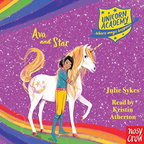 Unicorn Academy: Ava and Star cover art
