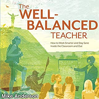 The Well-Balanced Teacher cover art