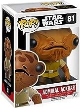 Admiral Ackbar (Star Wars: The Force Awakens) Funko Pop! Bobble-Head Vinyl Figure
