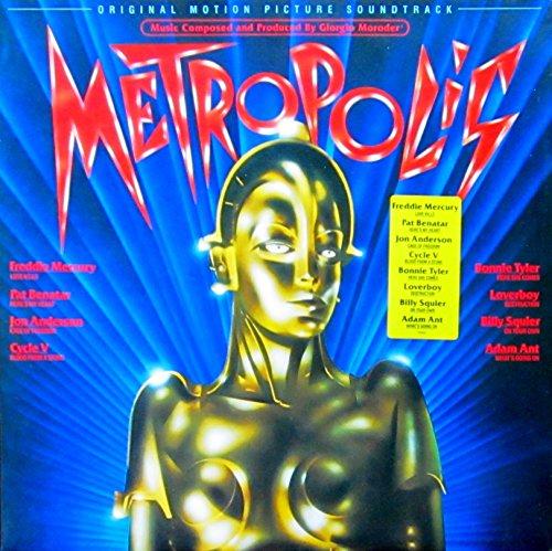 Aa.Vv. - Metropolis (Ost)(Lp 1985)