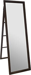 ladder standing mirror
