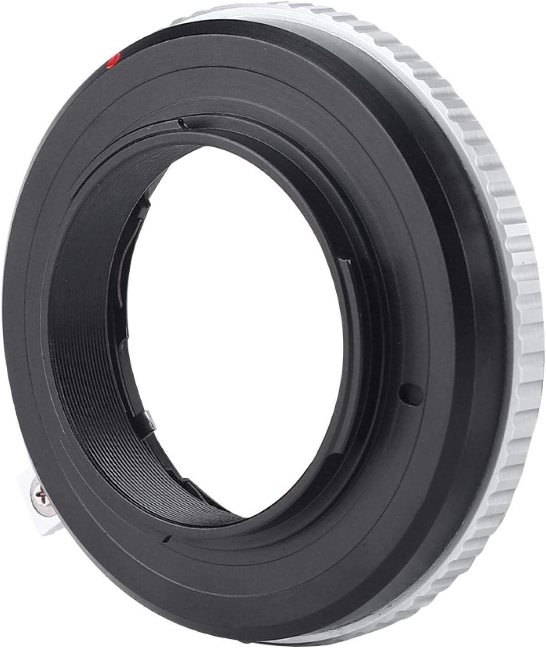 New product type DAUERHAFT quality assurance Aluminum Alloy Lens Adapter Bla Useful Exposure Manual