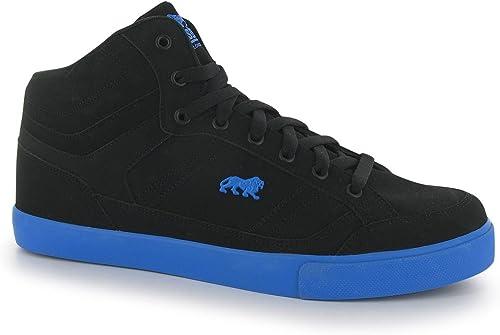 Lonsdale Kanons Sportschuhe Herren Schwarzblau Casual Turnschuhe Schuhe Schuhe