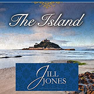 The Island audiobook cover art