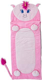 Bixbee Kids Sleeping Bag, Children's Nap Mat, Unicorn