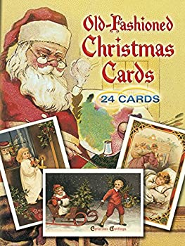 Old-Fashioned Christmas Postcards  24 Postcards