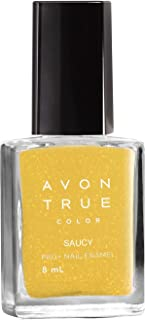 Avon True Color Pro+ Nail Enamel, Saucy, 8ml